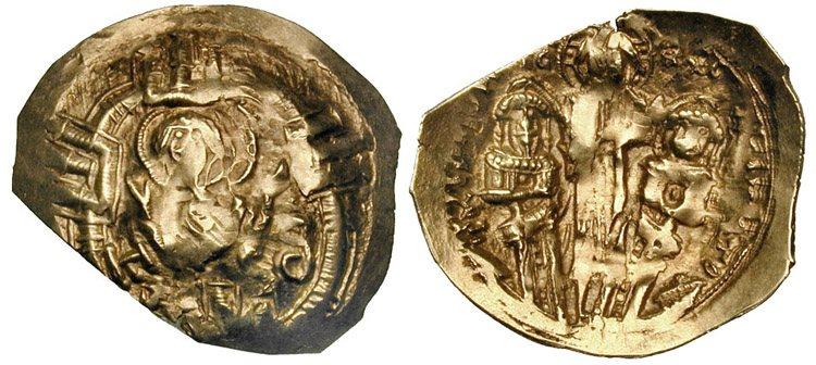 مسكوكات الامبراطور أندرونيكوس الثاني باليولوج Sb2326var