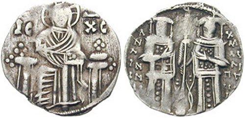 مسكوكات الامبراطور أندرونيكوس الثاني باليولوج Sb2401