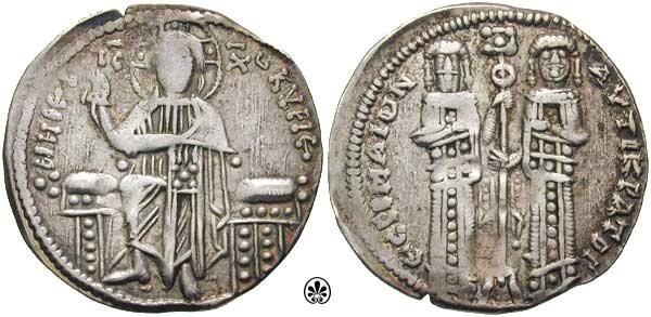 مسكوكات الامبراطور أندرونيكوس الثاني باليولوج Sb2402