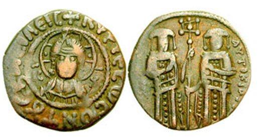 مسكوكات الامبراطور أندرونيكوس الثاني باليولوج Sb2436