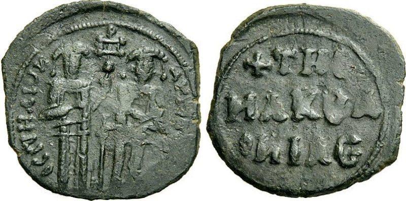 مسكوكات الامبراطور أندرونيكوس الثاني باليولوج Sb2441
