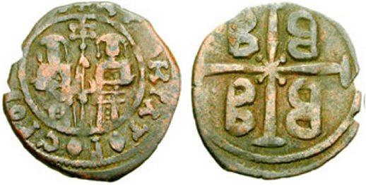 مسكوكات الامبراطور أندرونيكوس الثاني باليولوج Sb2448