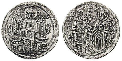 مسكوكات الامبراطور أندرونيكوس الثالث باليولوج 1328-1341 م  Sb2471