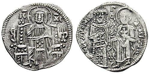 مسكوكات الامبراطور أندرونيكوس الثالث باليولوج 1328-1341 م  Sb2472