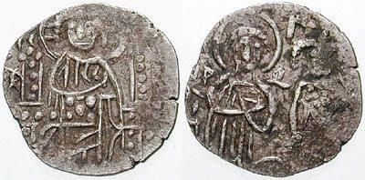 مسكوكات الامبراطور أندرونيكوس الثالث باليولوج 1328-1341 م  Sb2472_2