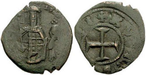مسكوكات الامبراطور أندرونيكوس الثالث باليولوج 1328-1341 م  Sb2479