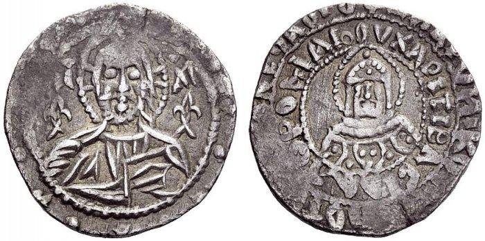 مسكوكات الامبراطور أندرونيكوس الرابع باليولوج Sb2544