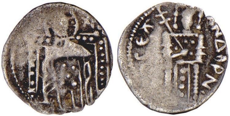 مسكوكات الامبراطور أندرونيكوس الرابع باليولوج Sb2545