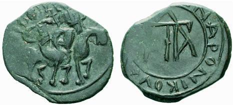 مسكوكات الامبراطور أندرونيكوس الرابع باليولوج Sb2547