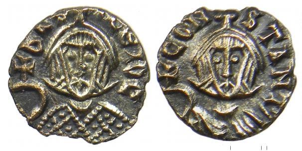 مسكوكات الامبراطور باسيل الأول Sb1715