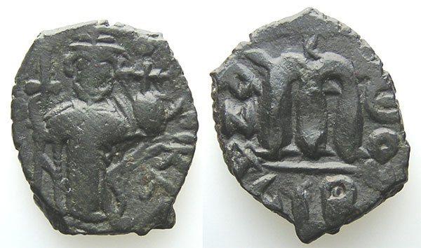 40 nummi de Constante II Sb1005_2