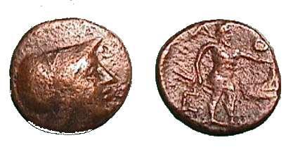 AE 18 de Atenas, Attica Agora_079
