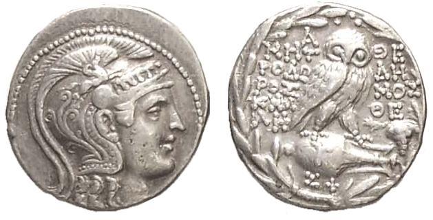 مسكوكات الملكه أثينا  BMC_xlvii_2