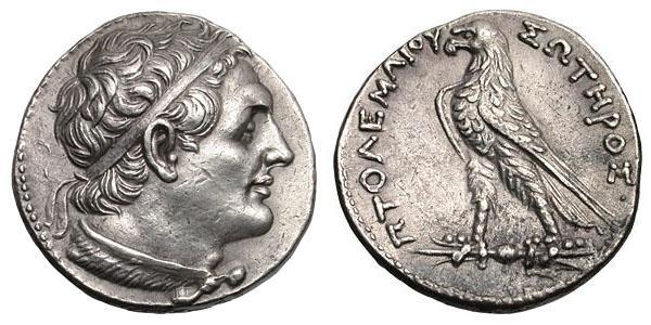 مسكوكات الملك بطليموس الرابع  Svoronos_0853
