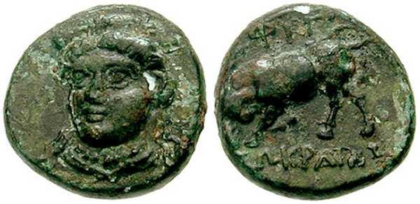 AE 13 de Phygela en Ionia SNGCop_1074