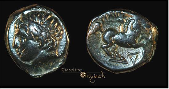 Bronce macedonio de Philip II (?) Mueller_50
