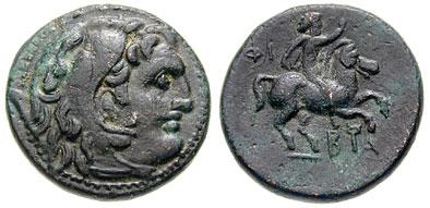 AE 20 de Filipo III de Macedonia Price_P002v