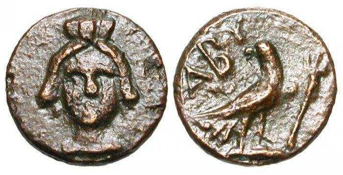 Bizantina - Nummus bizantino ? BMC_41
