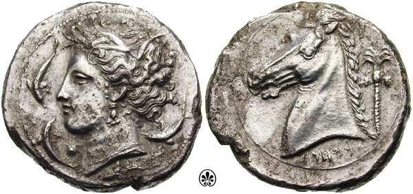 تفصيل الوحدات النقديه التي استعملها اليونانيين او الاغارقه  SNGCop_084.1
