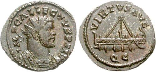 مسكوكات الامبراطور آاللكتوس RIC_0128.1