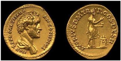 مسكوكات الامبراطور أنطونيوس بيوس RIC_0013a