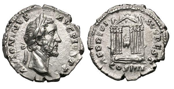 مسكوكات الامبراطور أنطونيوس بيوس RIC_0124