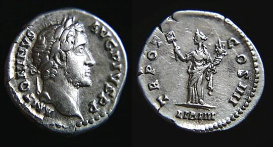 مسكوكات الامبراطور أنطونيوس بيوس RIC_0156.2