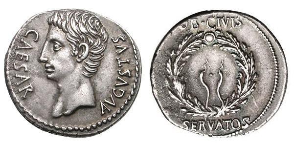 مسكوكات الامبراطور والقيصر اغسطس  RIC_0040b