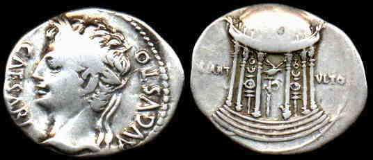 مسكوكات الامبراطور والقيصر اغسطس  RIC_0105b