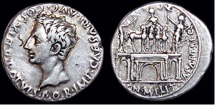مسكوكات الامبراطور والقيصر اغسطس  RIC_0132
