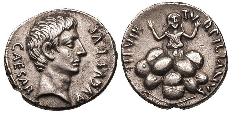 مسكوكات الامبراطور والقيصر اغسطس  RIC_0299