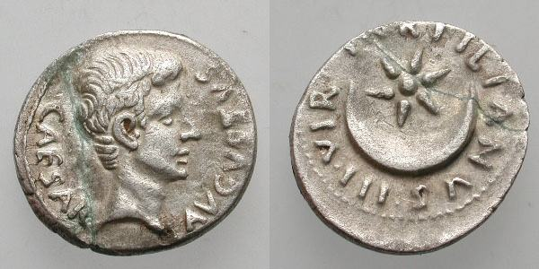 مسكوكات الامبراطور والقيصر اغسطس  RIC_0300