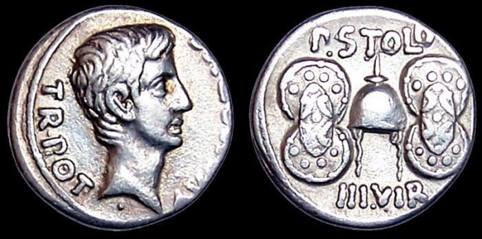 مسكوكات الامبراطور والقيصر اغسطس  RIC_0343