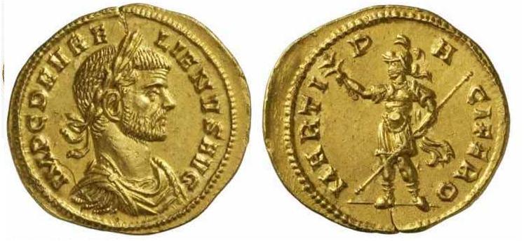 مسكوكات الامبراطور الروماني أورليان  Calico_4014