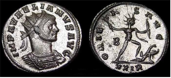 مسكوكات الامبراطور الروماني أورليان  RIC_0064