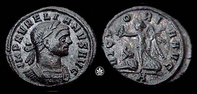 Denario de Aureliano RIC_0073_A