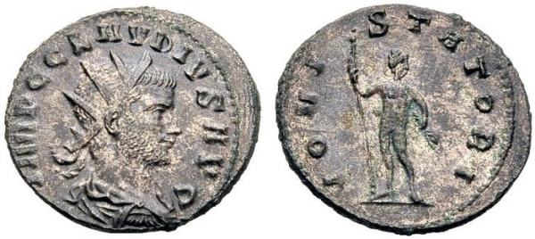Antoniniano de Claudio II (IOVI STATORI) RIC_0052
