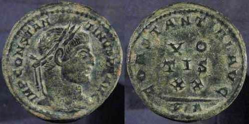 AE3 de Constantino I _arles_RIC_vII_216