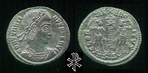 iddentication romaine _siscia_RIC_viii_089