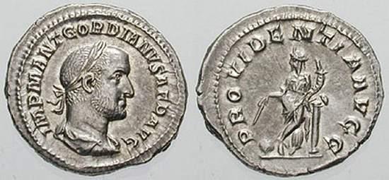 مسكوكات الامبراطور غورديان الثاني  RIC_0001