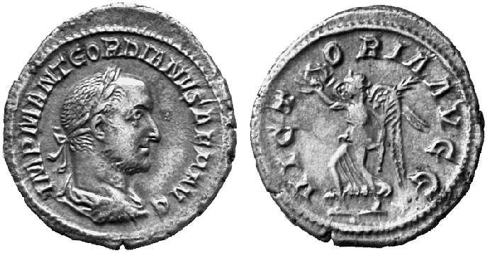 مسكوكات الامبراطور غورديان الثاني  RIC_0002.1