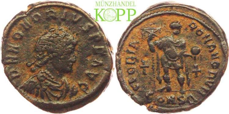 Decargiro de Honorio. GLORIA ROMANORVM. Constantinopla _constantinople_RIC_088c_2