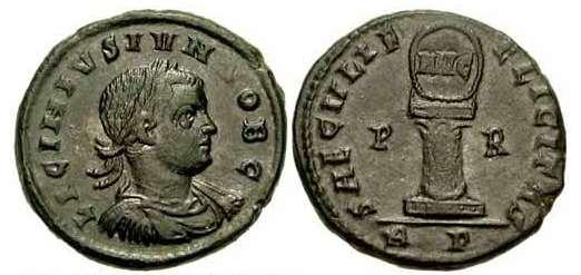 AE2 de Licinio II _rome_RIC_162