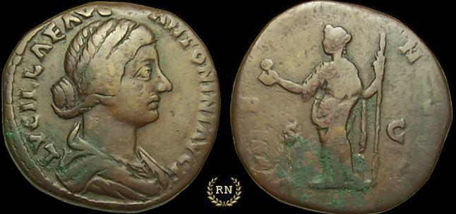 Sestercio de Lucila?.  RIC_1763
