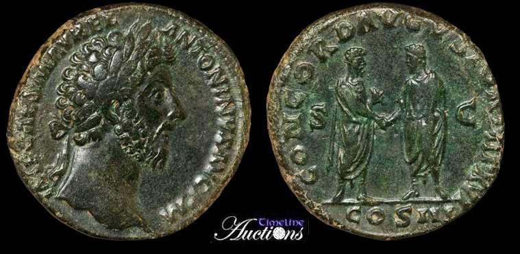 Sestercio de Marco Aurelio RIC_0826