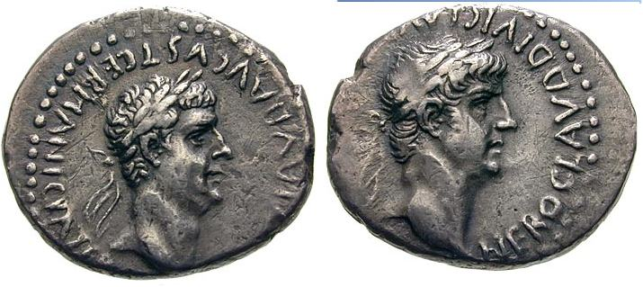 Diobolo de Vespasiano. Serapis. Alejandría. RIC_0620