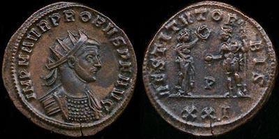 Antoniniano de Probo RIC_0731v2