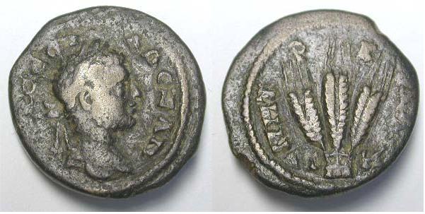 Bronze Colonial de Sévère Alexandre pour Caesaré en Cappadoce ... Syd_585