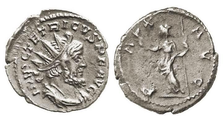 Antoniniano de Tetrico RIC_0100