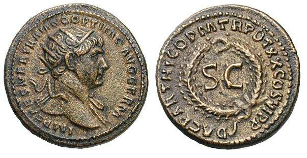 As póstumo de Faustina II RIC_0645-BMC1100